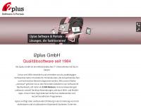 i2plus.de Webseite Vorschau