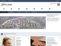 jva-koeln.nrw.de Webseite Vorschau