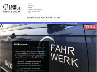 walkin-driveout.de Webseite Vorschau