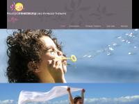 kinesiologie-inharmony.ch Webseite Vorschau