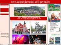 burglengenfelderbuergerfest.de