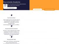 macromedia-ausbildung.de