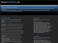 fahreridentifikation.de