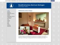 Buddhistisches-zentrum-solingen.de