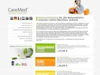 caremed-reiseversicherung.de