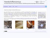 handschriftencensus.de