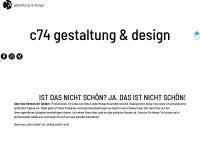 c74.org Webseite Vorschau