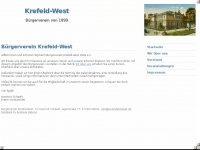 bv-krefeld-west.de Thumbnail