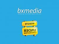 bxmedia-tv.de Webseite Vorschau