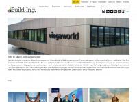 build-ing.de Webseite Vorschau