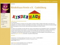 kinderhaus-cadolzburg.de Webseite Vorschau
