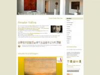 amador-vallina.com Webseite Vorschau