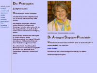 stopczyk-philosophie.de Webseite Vorschau