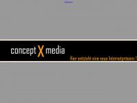 cxmedia.de Webseite Vorschau