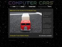 computercars.de Webseite Vorschau