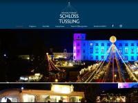 weihnachtsmarkt-schloss-tuessling.de