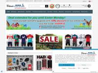 trikotexpress.de Webseite Vorschau