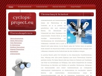 Cyclops-project.eu