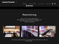 n8-cafe.de Webseite Vorschau