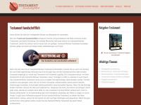 Testament-handschriftlich.de
