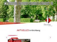 kirchberg-jagst.de Webseite Vorschau