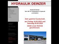 Deinzer-hydraulik.de