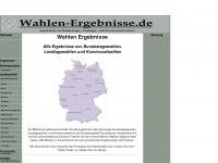 wahlen-ergebnisse.de