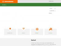 amazone.de Webseite Vorschau