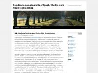 dachfenster-rollos.net