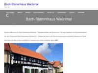 Bach-stammhaus-wechmar.de