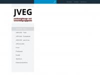 jveg.de Webseite Vorschau