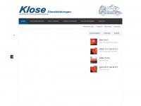 container-klose.de