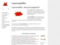cayennepfeffer.com