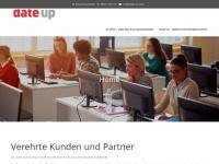 date-up.com Webseite Vorschau