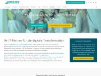 amexus.com Webseite Vorschau