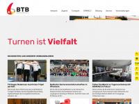 badischer-turner-bund.de Webseite Vorschau