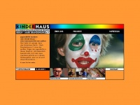 kinderhaus-b-b.de Webseite Vorschau