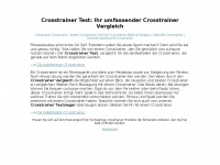 crosstrainer-test.info