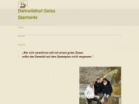 Damwildhof-geiss.de