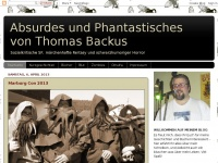 phantastisches.blogspot.com Webseite Vorschau