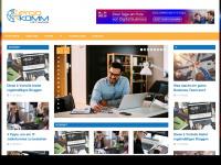 ergo-komm.de Webseite Vorschau