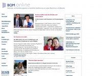 bqm-hamburg.de Webseite Vorschau