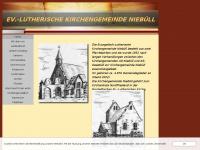 kirche-niebuell.de Webseite Vorschau