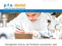dental-pfa.de Thumbnail