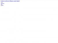 kinderuni-erfurt.de Webseite Vorschau