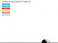 iyengar-yoga-berlin.de Webseite Vorschau