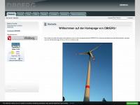 db0erg.de Webseite Vorschau