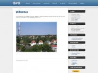 db0per.de Webseite Vorschau
