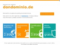 dondominio.de Thumbnail