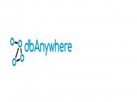 dbanywhere.de Webseite Vorschau
